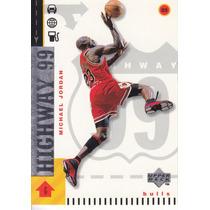 1998-99 Upper Deck Highway 99 Michael Jordan Bulls