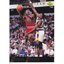 1992-93 Upper Deck All Nba Michael Jordan Bulls
