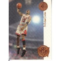 1994-95 Sp Championship Playoff Heroes Michael Jordan Bulls