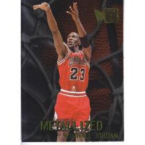 1996-97 Fleer Metal Metallized Michael Jordan Bulls