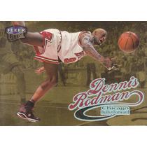 1998-99 Fleer Ultra Gold Medallion Dennis Rodman Bulls
