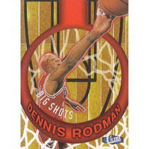 1997-98 Fleer Ultra Big Shots Dennis Rodman Bulls