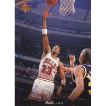 1995-96 Upper Deck Scottie Pippen Bulls