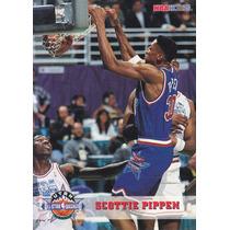 1993-94 Hoops All Star Scottie Pippen Bulls