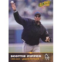 1996 Score Board All Sport Ppf Scottie Pippen Bulls
