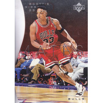 1997-98 Upper Deck Dc Teammates Scottie Pippen Bulls