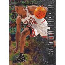 1996-97 Fleer Metal Scottie Pippen Bulls