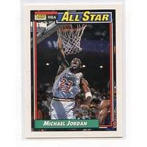 1992-93 Topps #115 Michael Jordan As Toros De Chicago