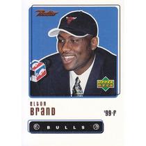 1999-00 Ud Retro Rookie Elton Brand Bulls