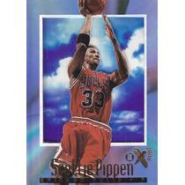 1996-97 Skybox E-x Scottie Pippen Bulls