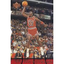 1998 Upper Deck Mj Timepieces Red Dc Michael Jordan /2300