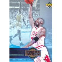 1994 Upper Deck Holojam Michael Jordan Bulls H4