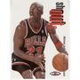 1998 99 Hoops Shouts Michael Jordan Bulls