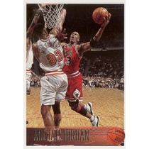 1996 97 Topps Michael Jordan Chicago Bulls