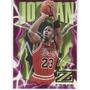 1996 97 Skybox Z Force Michael Jordan Chicago Bulls