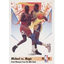 1991 92 Skybox Magic Vs Jordan Michael Jordan Chicago Bulls