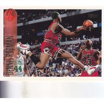 1996-97 Topps Dennis Rodman Bulls