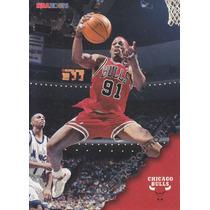 1996-97 Hoops Dennis Rodman Bulls