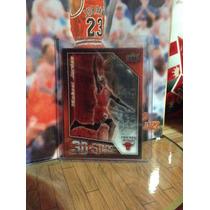Michael Jordan Tarjeta Upper Deck 09-10