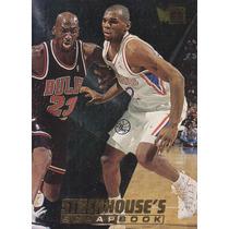 1995-96 Fleer Metal Scrapbook Jerry Stackhouse W M Jordan