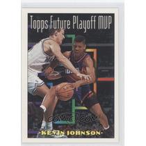1993-94 Topps #207 - Kevin Johnson