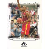 2000 Sp Top Prospects Rookie Marcus Fizer Bulls