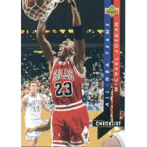 1993-94 Upper Deck Michael Jorda An15 Toros De Chicago Nba
