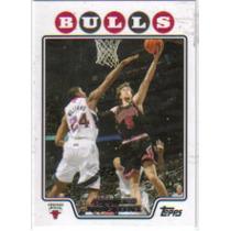 2008-09 Topps #141 Andres Nocioni Toros De Chicago
