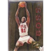 1997-98 Z-force Super Boss Dennis Rodman Bulls