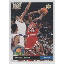 1992-93 Upper Deck All-division #ad9 - Michael Jordan