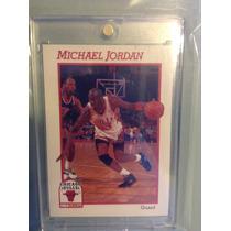 Michael Jordan Tarjeta Hoops 91-92