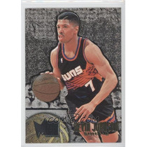 1995-96 Metal Silver Spotlight #85 - Kevin Johnson