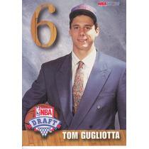 1992-93 Hoops Draft Tom Gugliotta Bullets