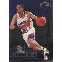 1997-98 Metal Universe Championship Jason Kidd Suns