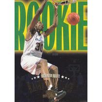 1995-96 Skybox Premium Rookie Rasheed Wallace Bullets
