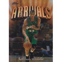 1997-98 Finest Arrivals Bronze Rookie Antonio Daniels Grizzl
