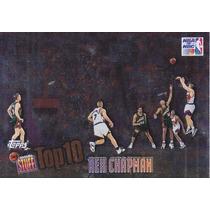 1997-98 Topps Inside Stuff Rex Champan Top 10 Suns