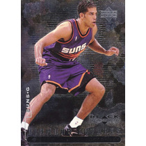 1998-99 Ud Black Diamond Rookie Toby Bailey Suns