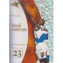 1997-98 Skybox E-x2001 Rookie Derek Anderson Cavaliers