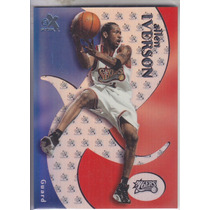 1999-00 Skybox E-x Allen Iverson Sixers