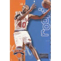 1996-97 Skybox Premium Rookie Walter Mccarty Knicks