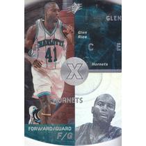 1997-98 Spx Glen Rice Hornets