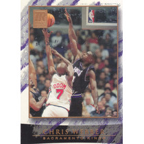 2000-01 Topps Reserve Chris Webber Kings
