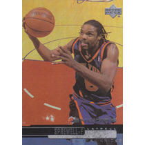 1999-00 Upper Deck Encore Latrell Sprewell Ny Knicks