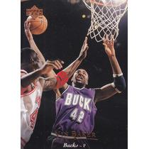 1995-96 Upper Deck Vin Baker Bucks