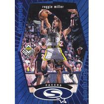 1998-99 Ud Choice Starquest Blue Reggie Miller Pacers
