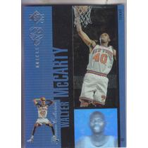 1996-97 Sp Holoviews Walter Mccarty Knicks