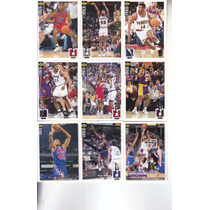 1 Estampa Panini Upper Deck Choice Italy Basketball Group D