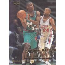 1997-98 Fleer Rookie Antonio Daniels Grizzlies