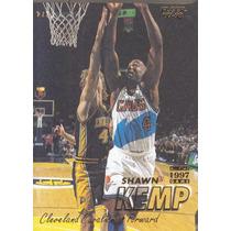 1997-98 Fleer Shawn Kemp Cavaliers